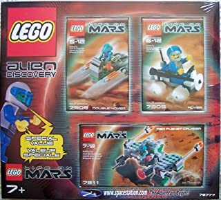 LEGO Life on Mars 78777 Alien Discovery (Special pack of sets 7308, 7309 and 7311)