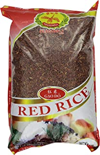 Dragonfly Red Rice, 5-Pound