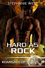Hard as Rock (Khargals of Duras Book 2) (English Edition)