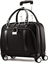 Samsonite Women's Spinner Mobile Office, Black