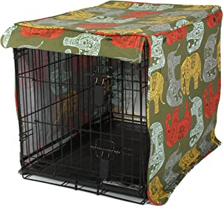 Molly Mutt Dog Crate Cover - Dog Kennel Cover - Dog Crates Cover - Cover for Dog Crate - Create A Dog Crate That Looks Lik...
