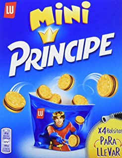 Principe Galleta Mini con Crema de Chocolate - 160 g