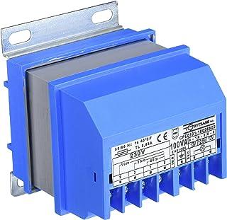 Productos QP Transformador 100 W- Negro- 15.5x13.5x15 cm- 500395A
