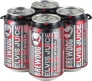 ブリュードッグ エルビスジュース 缶 330ml 4缶セット