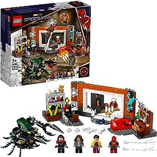 LEGO 76185 Marvel Spider-Man bij de Sanctum Uitvalsbasis Bouwspeelgoed voor Kinderen van 7+ met Bug Monster & Doctor Stran...