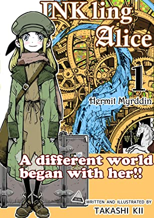 INKLingAlice High Quality ver: hermit Myrddin (English Edition)