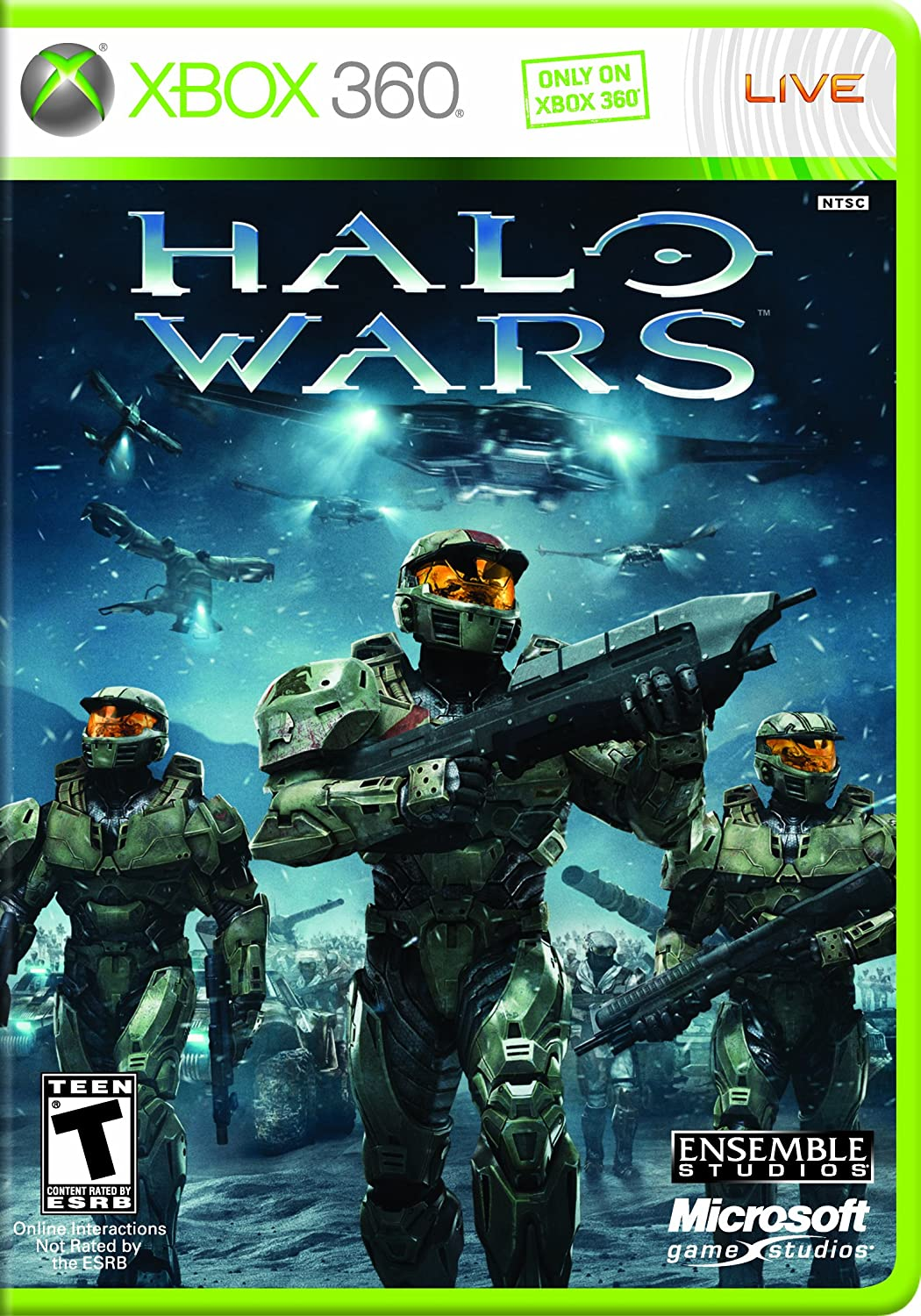 Don't miss the campaign Halo Popular brand Wars - 360 Xbox