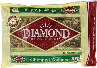 Diamond of California, Chopped Walnuts, 14 Ounce (Pack of 12)