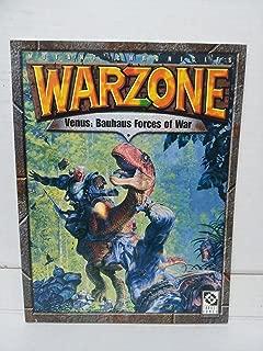 Mutant Chronicles: Warzone Venus: Bauhaus Forces of War
