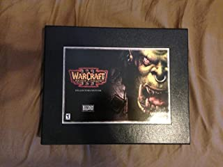 WarCraft III: Reign of Chaos Collector's Edition - PC/Mac