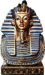 Cuadros Lifestyle Deko-Masken | 2D-Wandmaske | Venezianische Masken | Afrikanische Maske | Buddhamaske | Karneval | Wandhänger | matt, Größe:ca. 25x40 cm