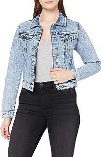 Lee Cooper Women's Trucker Denim Jacket