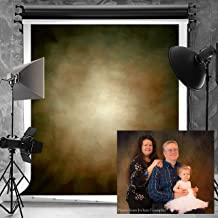 Kate 6.5ft(W) x10ft(H) Portrait Photography Backdrops Microfiber Seamless Brown Abstract Photo Studio Backdrop