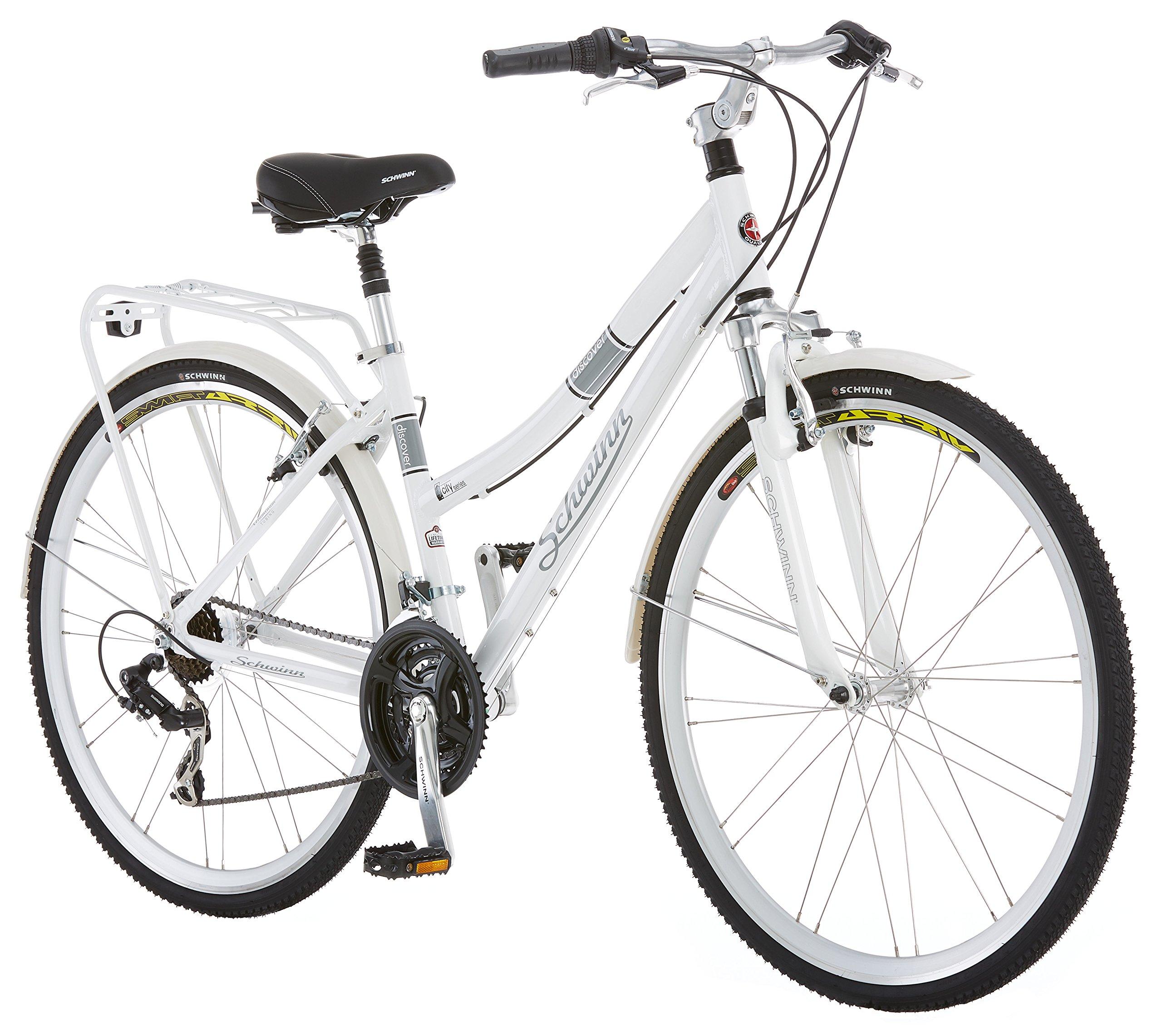 Schwinn Discover Hybrid Bicycle womens