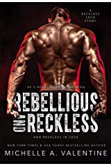 Rebellious and Reckless: College Sports Romance Stand-Alone (Campus Hotshots Book 1): Campus Hotshots Kindle Edition