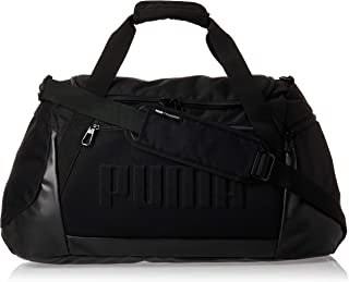 PUMA Unisex-Adult Sports Bag, Black - 0768360
