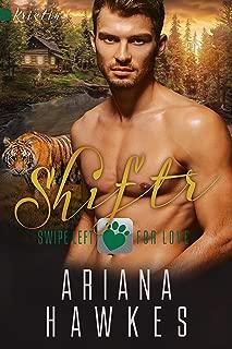 Shiftr: Swipe Left for Love (Kristin): BBW Tiger Shifter Romance (Hope Valley BBW Dating App Romance Book 2)