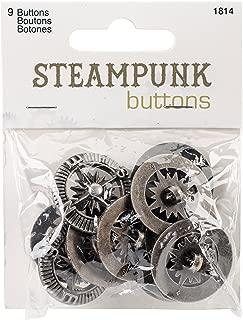 silva button compass