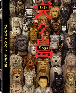 Isle of Dogs [Blu-ray]