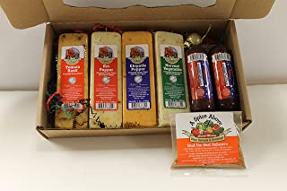 Gourmet Wisconsin Spicy Gift Box