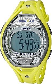 Timex Full-Size Ironman Sleek 50 Resin Strap Watch
