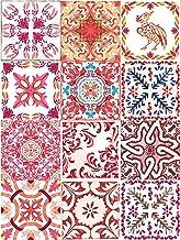 Walplus muursticker Marokkaans Mozaiek 15 x 15 cm PVC 24 stuks