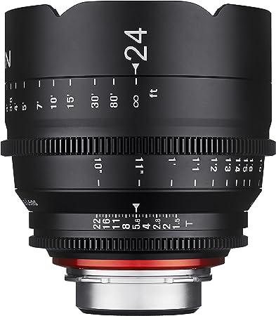 Rokinon Xeen Xn24 Pl 24 Mm T1 5 Professional Cine Kamera