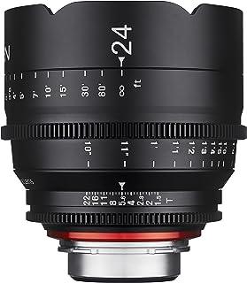 Rokinon Xeen XN24 N 24 mm T1.5 Professional CINE Objektiv für Nikon