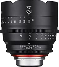 Rokinon Xeen XN24-NEX 24mm T1.5 Professional CINE Lens for Sony E Mount (FE)