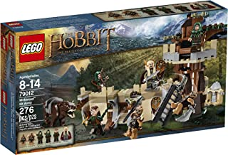mirkwood elf army lego set