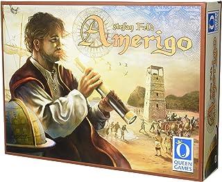 Amerigo Strategy Board Game
