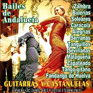Guitarras y Castañuelas Vol. 2, Bailes de Andalucía