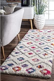 Best patterned shag rug Reviews