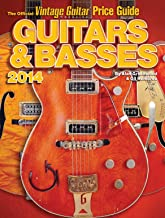 The Official Vintage Guitar magazine Price Guide – Guitars & Basses 2014