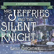 Mrs. Jeffries and the Silent Knight: Mrs. Jeffries Series, Book 20