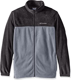 Columbia Men's Big and Tall Steens Mountain Big & Tall Full Zip 2.0