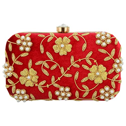 41188e6e033a0 Bridal Handbags: Buy Bridal Handbags Online at Best Prices in India ...