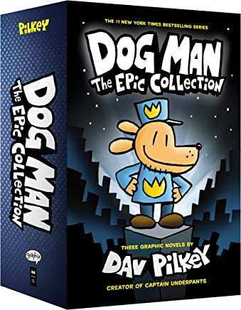 Dog-Man-1-3:-The-Epic-Collection