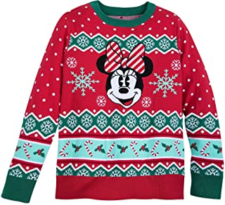 Minnie Mouse Family Holiday Sweater for Women Multi