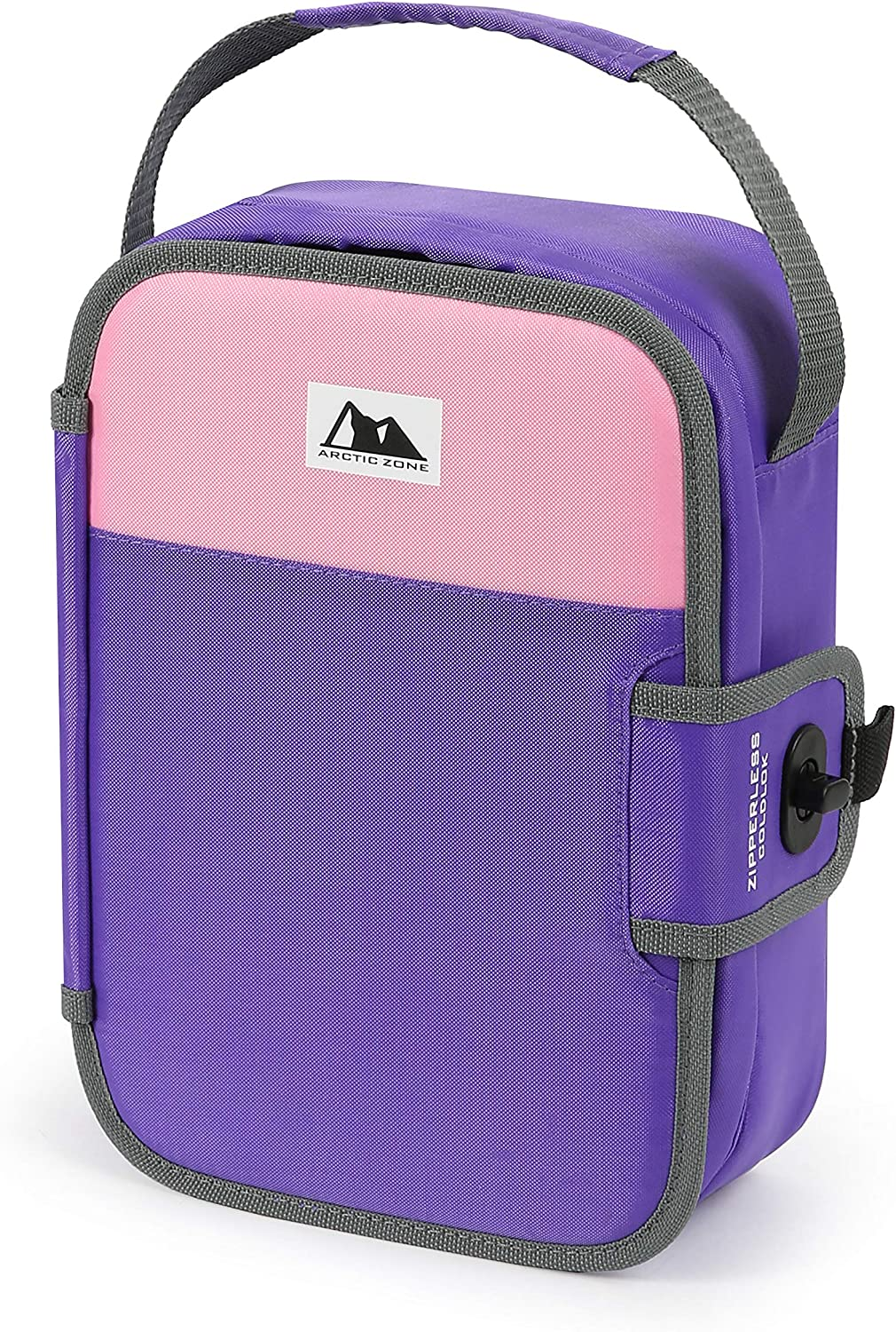 Artic Zone Zipperless Insulated Lunch Built Box Los Angeles Mall with Tr In Direct store