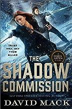 The Shadow Commission (Dark Arts, 3)
