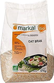 Organic Oat Bran by Markal ,375gm (Brown)