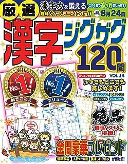 厳選漢字ジグザグ120問VOL.14 (MSムック)
