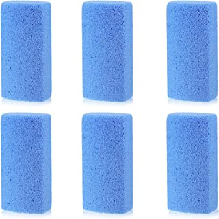 Mudder 6 Pieces Pet Hair Remover, 4 Inch Pet Hair Stone Pumice Pet Hair Rock for Laundry Furniture and Dog and Cat Hair Re...