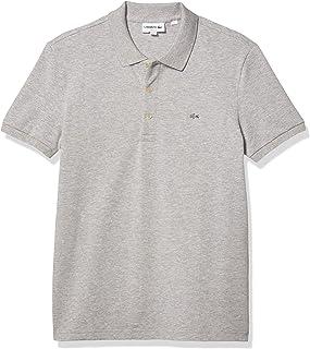 Men's Short Sleeve Slim Fit Petit Pique Polo