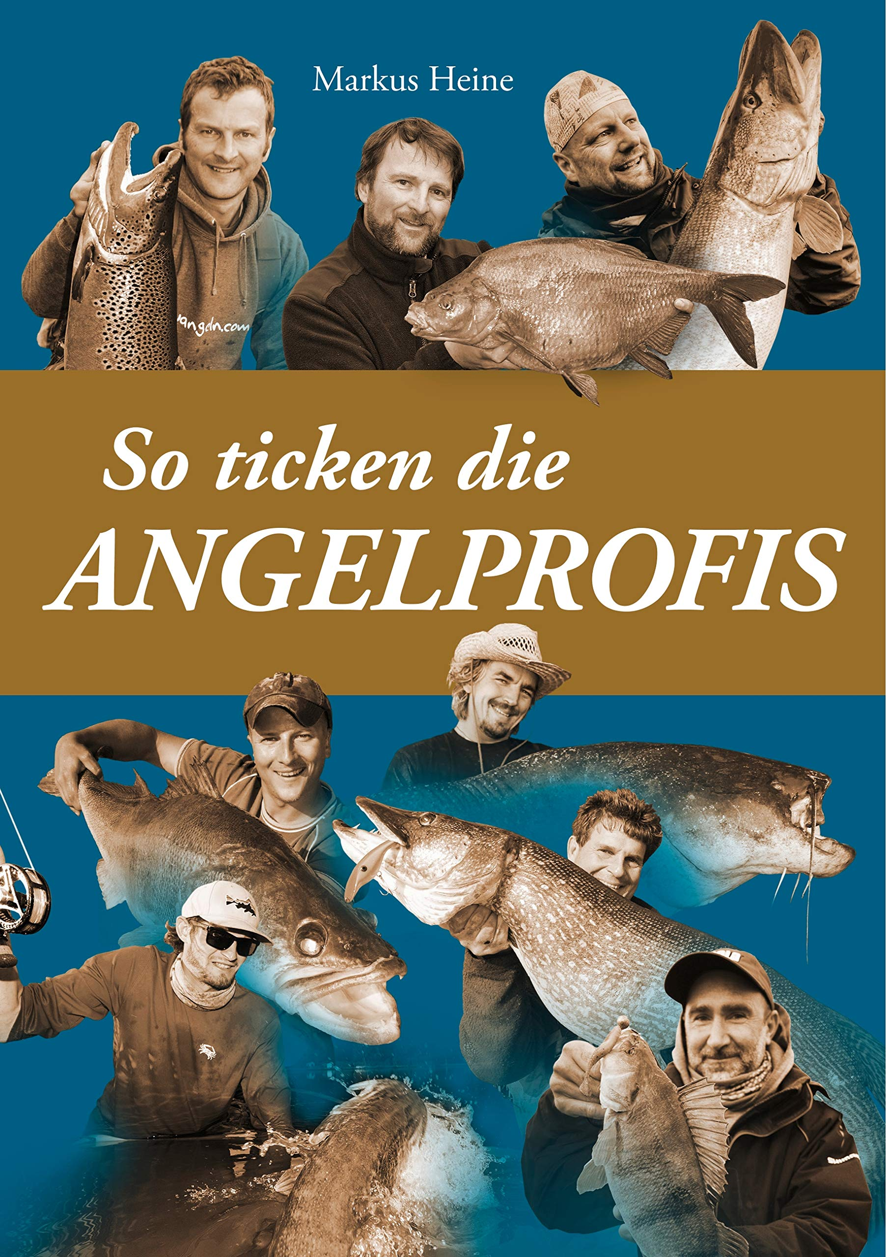 Download So Ticken Die Angelprofis (German Edition) 