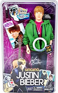 Justin Bieber Singing Dolls -