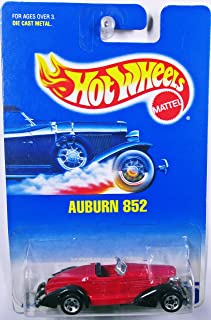 Hot Wheels Auburn 852 with Basic Wheels Collector #215