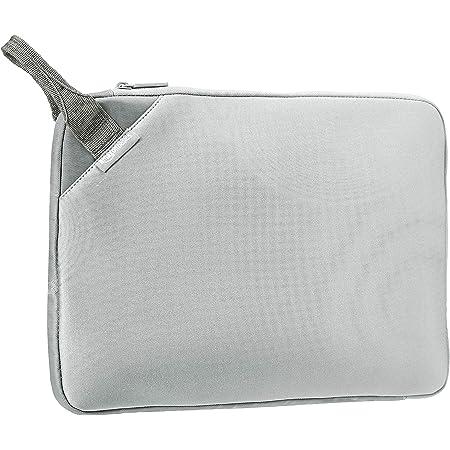 """Amazon Basics 15.6"""" Executive Laptop Sleeve Case (With Handle) - Gray"""