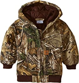 Carhartt Kids - Camo Active Jac (Infant)